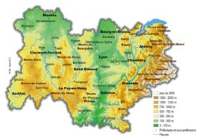 Auvergne-Rhône-Alpes : l'économie montagnarde