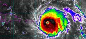IRMA : Des cyclones plus nombreux ? Non. Plus violents ?Oui.