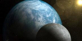 La Lune est-elle la cousine, la soeur ou la fille de la Terre?