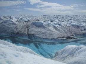 Groenland : Surprise ! La calotte de glace a grossi en2017